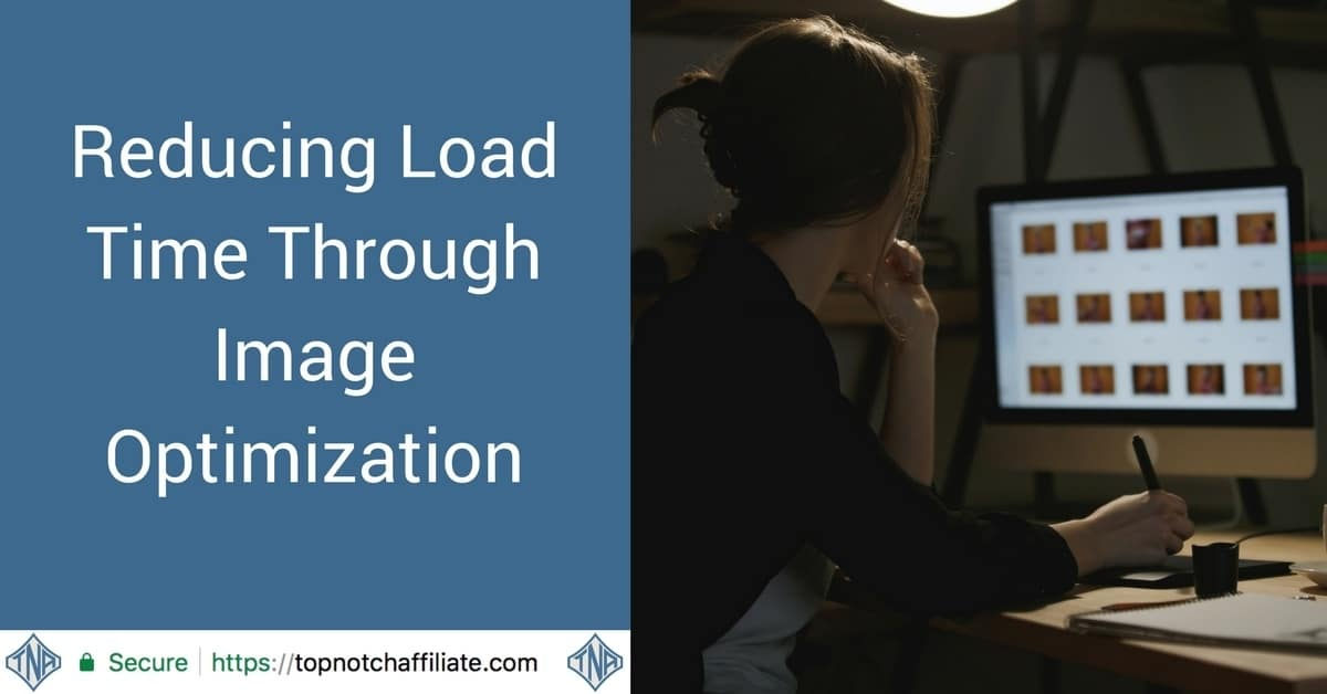 Reducing Load Time Through Image Optimization